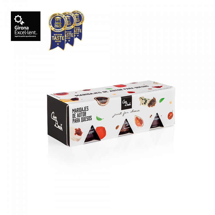 JustforCheeseGiftboxSelection2 - 3x30g