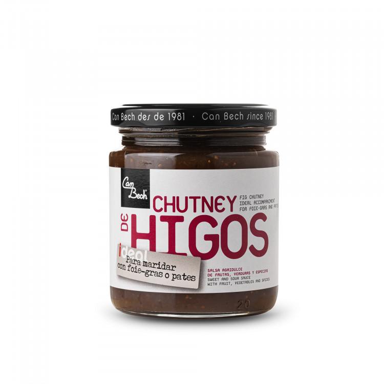 Chutney de higos